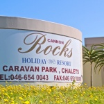 Cannon Rocks Holiday resort