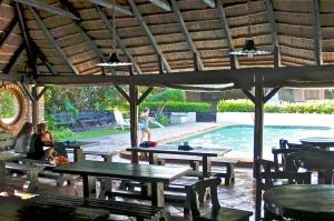 Cannon Rocks Holiday resort