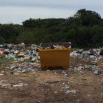Dumpsite clean up