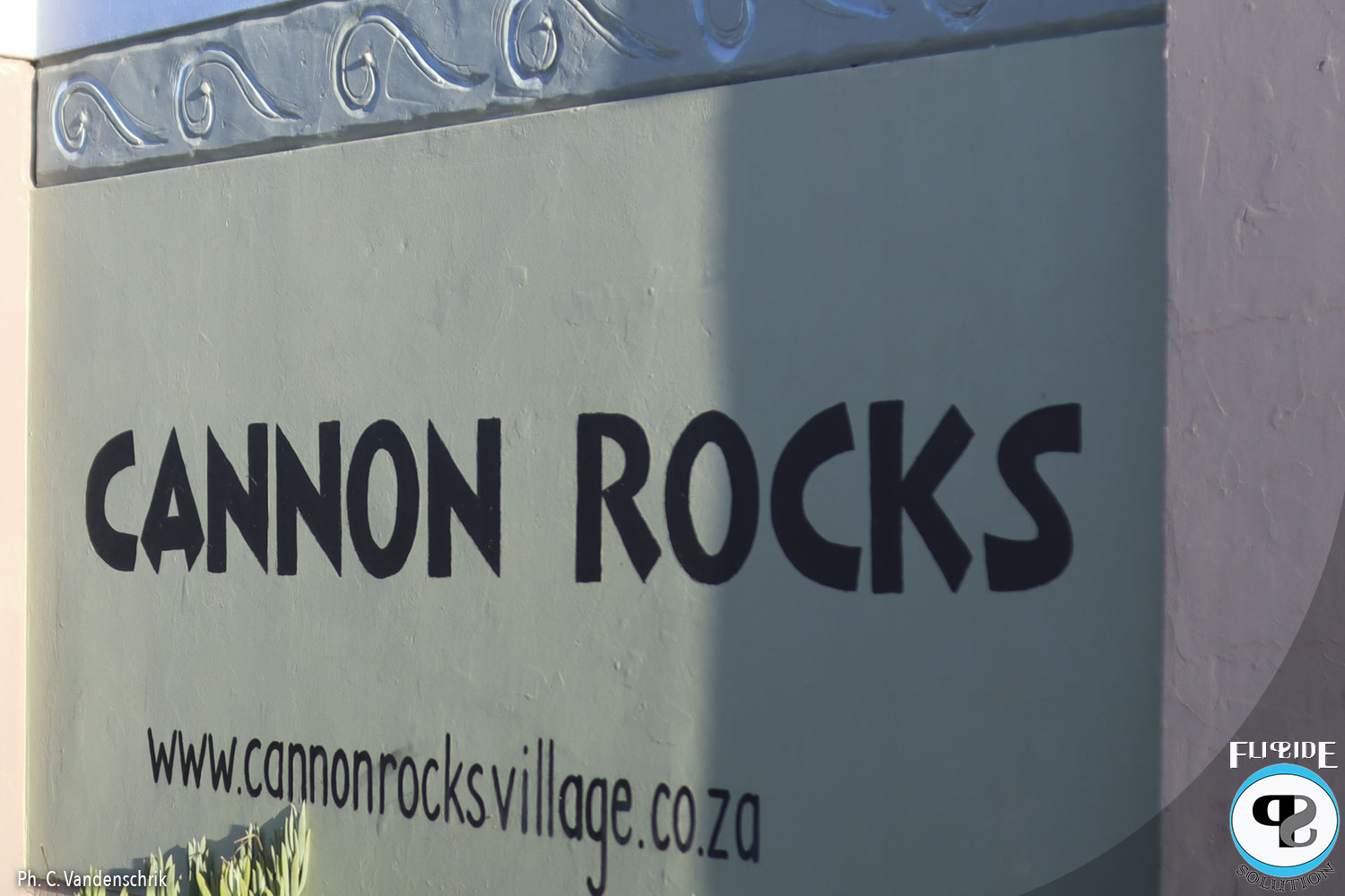 Cannon Rocks entrance