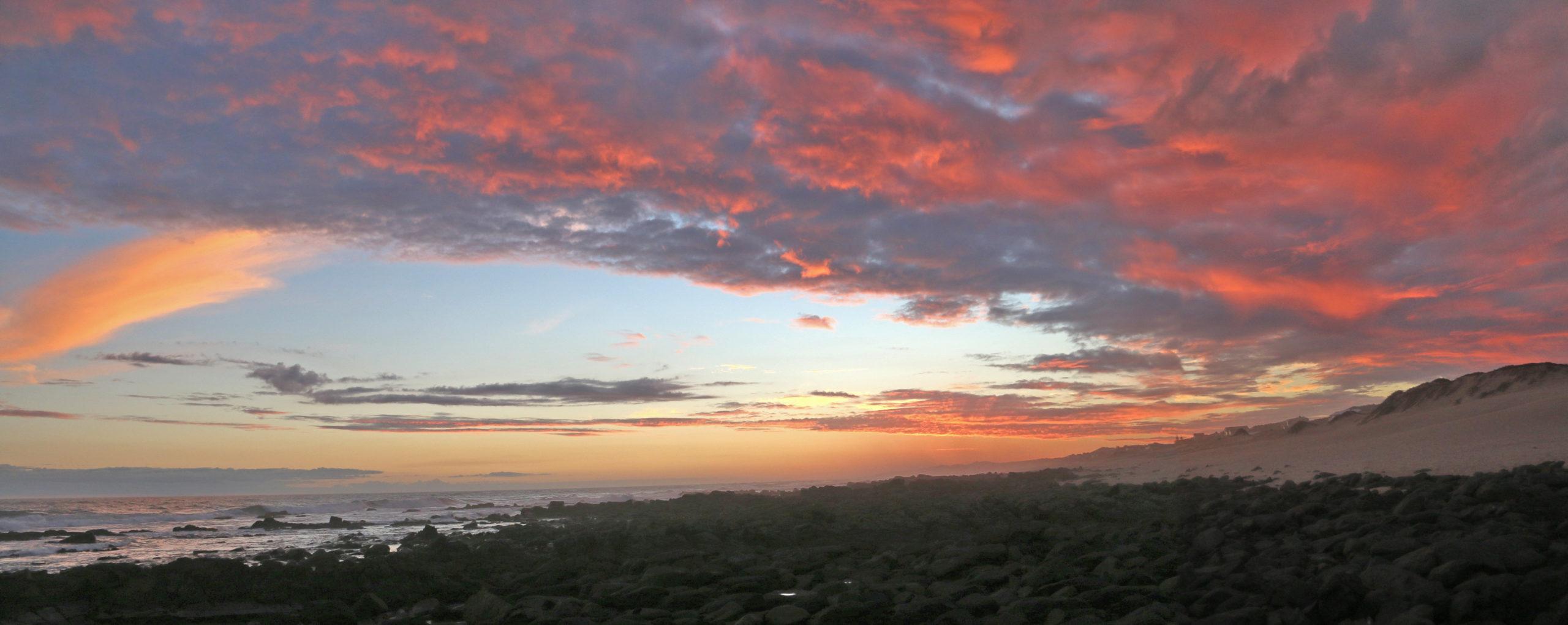 Cannon Rocks sunset
